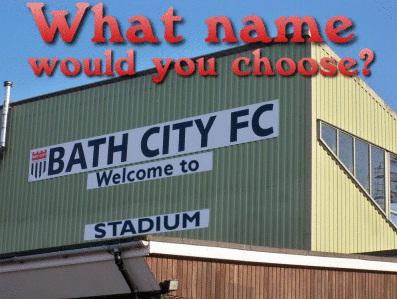 Rename Bath FC £50