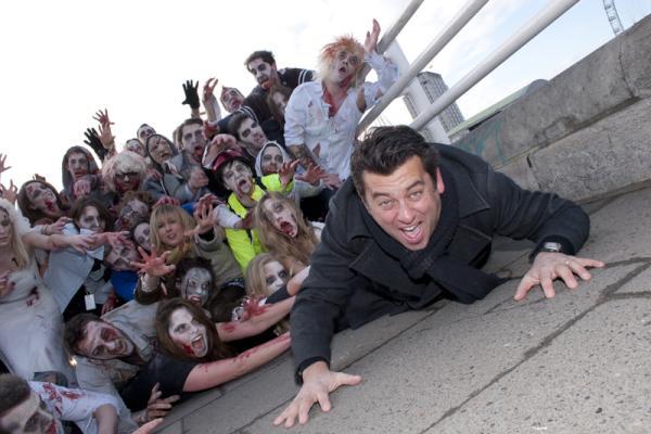 LivingSocial zombie London riots