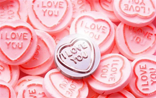 Love Hearts factory most romantic workplace