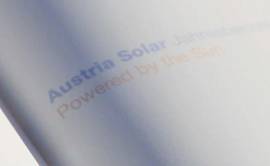 Austria solar report