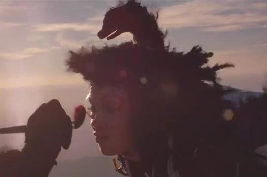 HTC skydive one x phone Roberta Mancino fashion model