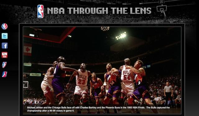 NBA Through The Lens