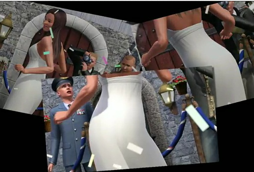 pippa middleton the sims 3 parody jubilee funny