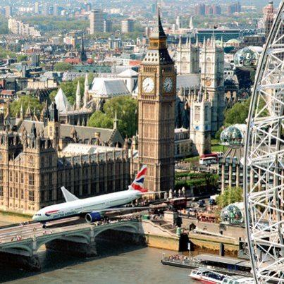 British Airways Home Advantage