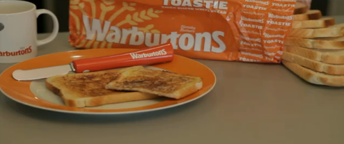 Best thing since sliced bread, Warburtons #ToastieKnife