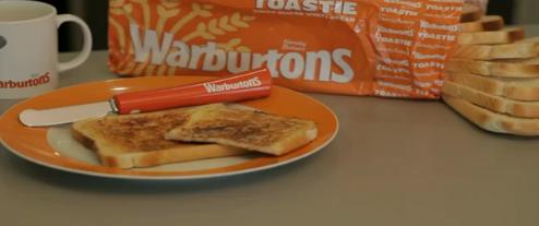 Best thing since sliced bread, Warburtons #ToastieKnife