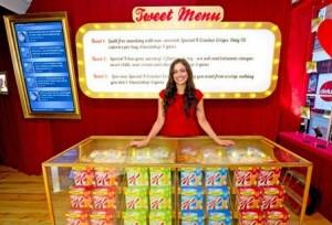 The World's First 'Tweet' Shop