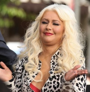 Christina Aguilera offered $3m to be the face of plus-size dating website