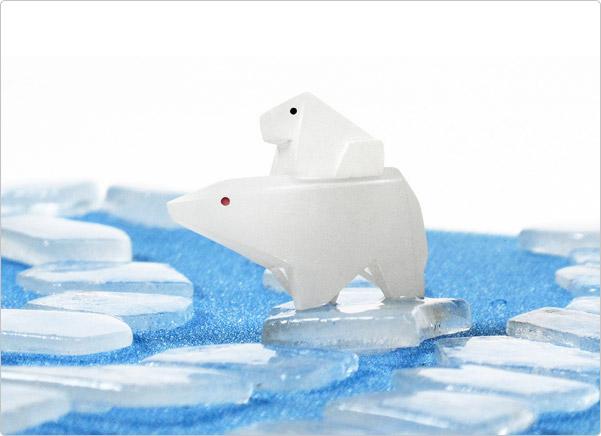 meltdown pr campaign germany board game polar bears