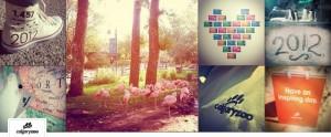 Calgary Zoo's 2012 Annual Report on Instagram