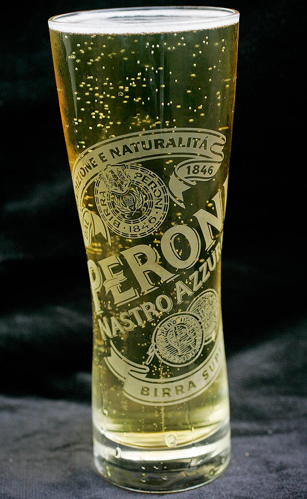 Snobby Peroni snubs Skegness