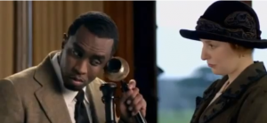 Blog - P Diddy in Downton 2