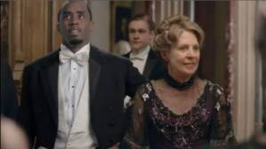 Blog - P Diddy in Downton