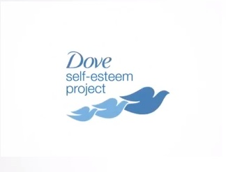 Dove's Self Esteem Project uses carbon paper to drive messages home