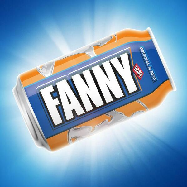 fanny irn bru can personalised share a coke