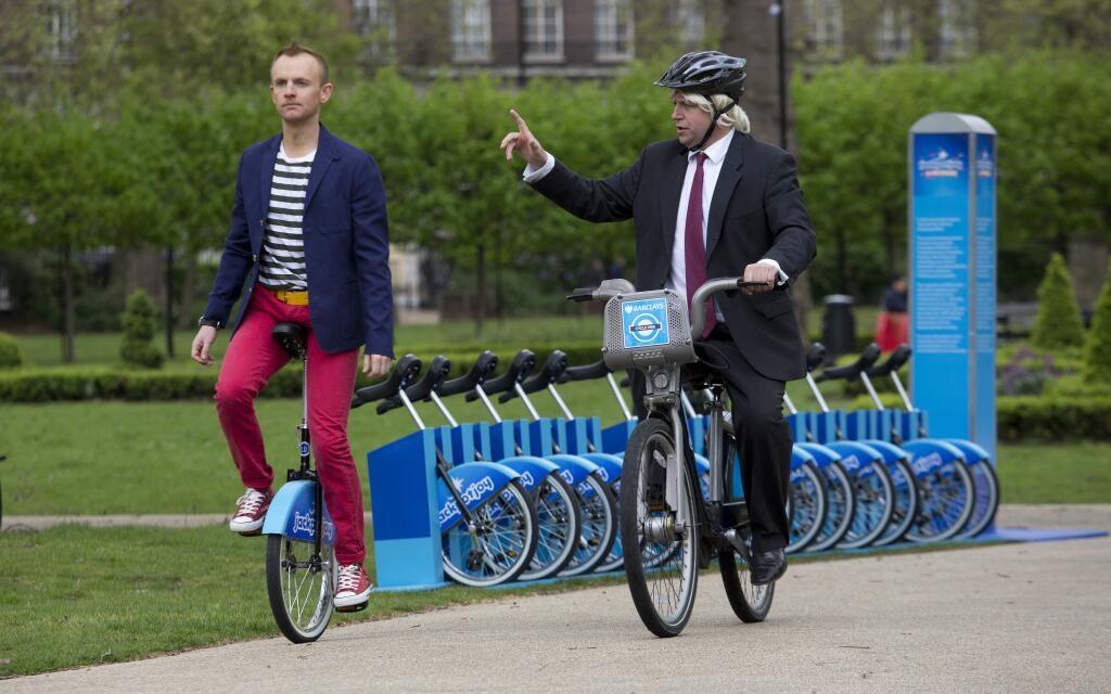 jackpotjoy boris bikes unicycle