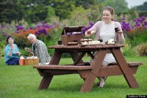 Blog - Cadbury bench