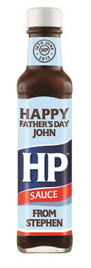 HP Sauce - Father's Day
