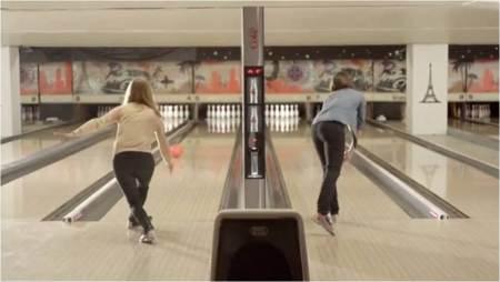 Diet Coke - Slender Vender, Bowling Alley
