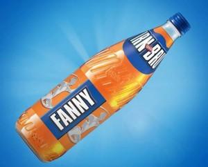 Irn-Bru sells personalised bottles
