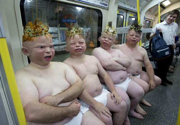 Paddy Power Royal Babies