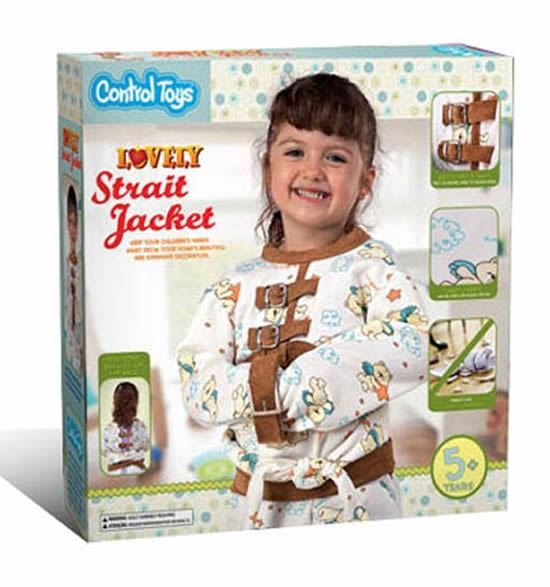 Is your child misbehaving? How about a Lovely Strait Jacket to ...
