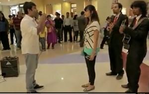 'Not so Sweet' Dubai Marriage Proposal Fail