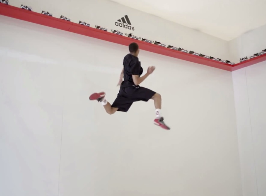jump with d rose adidas