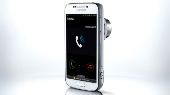 Galaxy S4 Zoom: Samsung's effort to show that they can do both phones and cameras