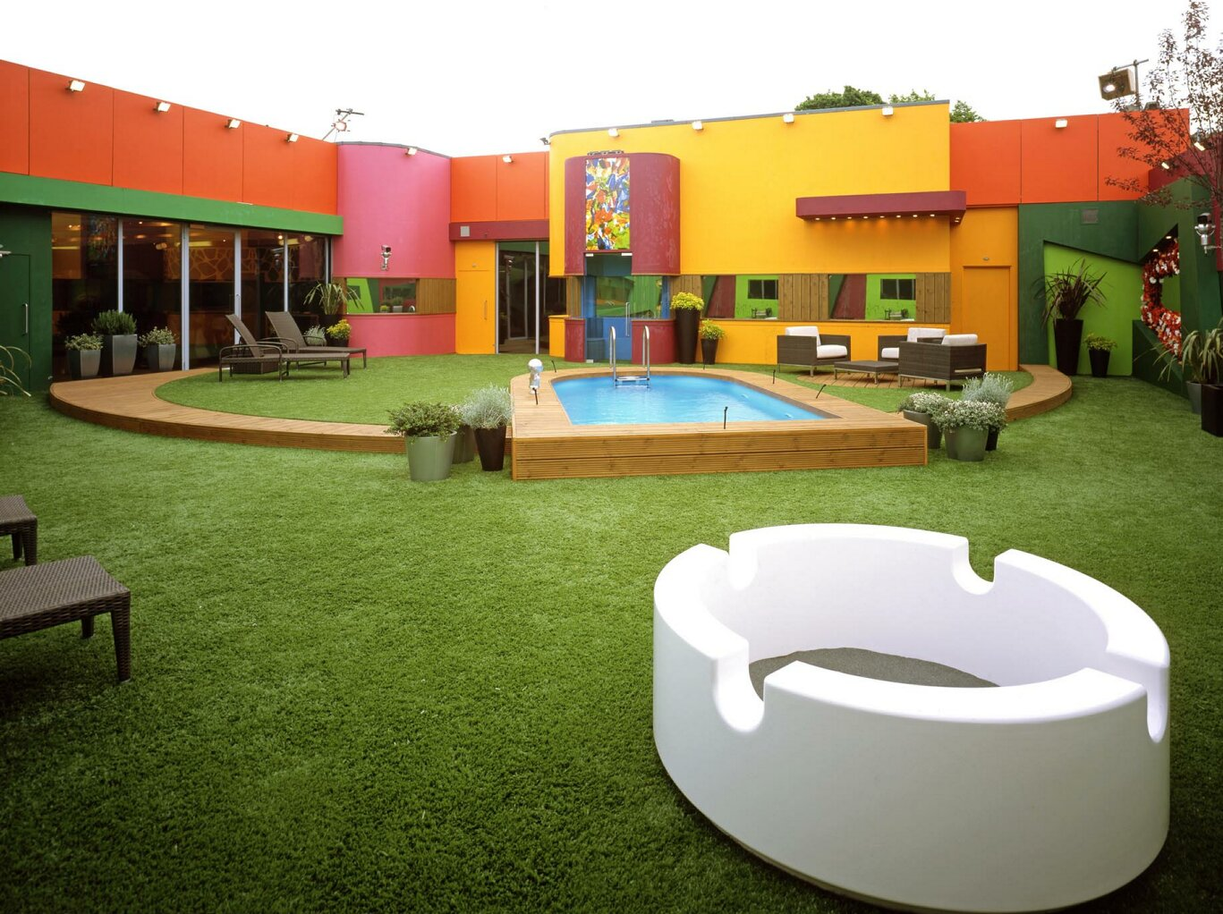 National Trust opens the Big Brother house in a commercially daring