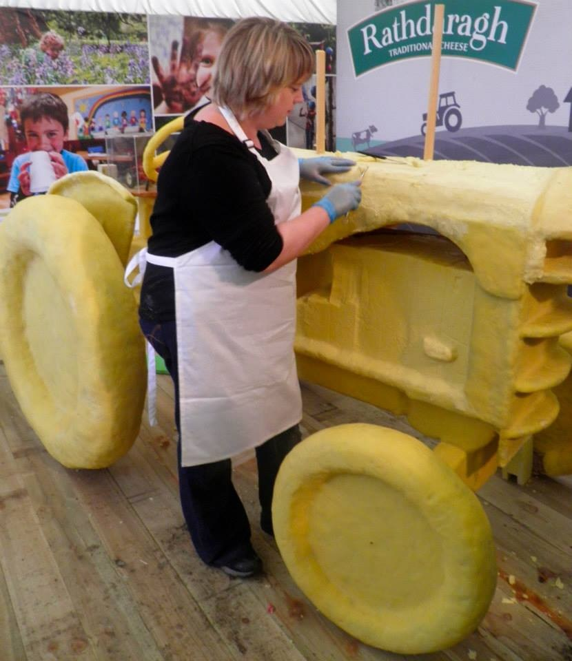 cheese tractor lidl