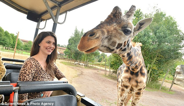 Animal print clothing banned at Chessington World of Adventures in old-school PR stunt