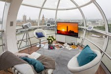 Samsung celebrates the launch of first curved OLED TV with a fab PR stunt