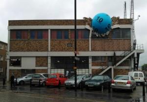 National-Lottery-ball-M-Shed-Bristol
