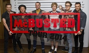 Busted & McFly Announce Joint Plans for 2014