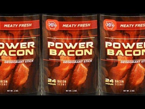 power bacon deodorant J&D food