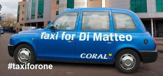 Taxi-for-Di-Matteo