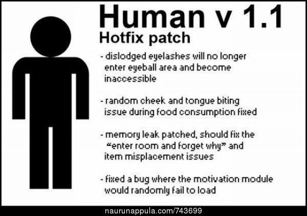 human v 1.1