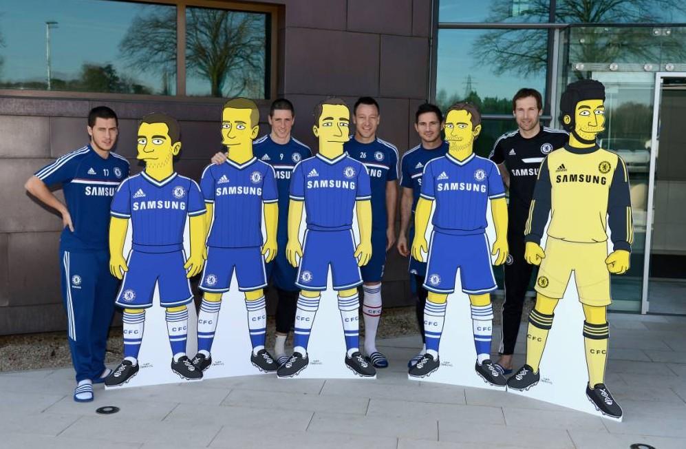 Simpsons Chelsea