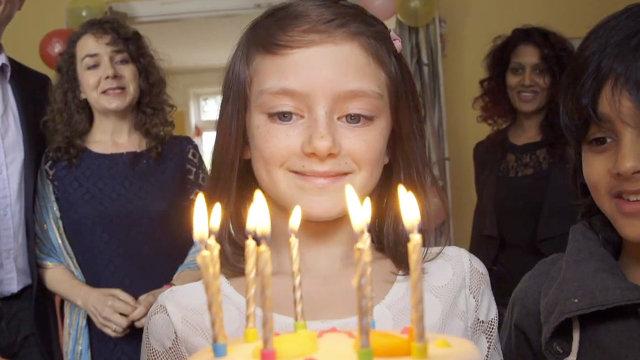 Save The Children UK highlights plight of children in war zones