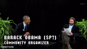 Obama's Funny or Die video to promote healthcare.gov