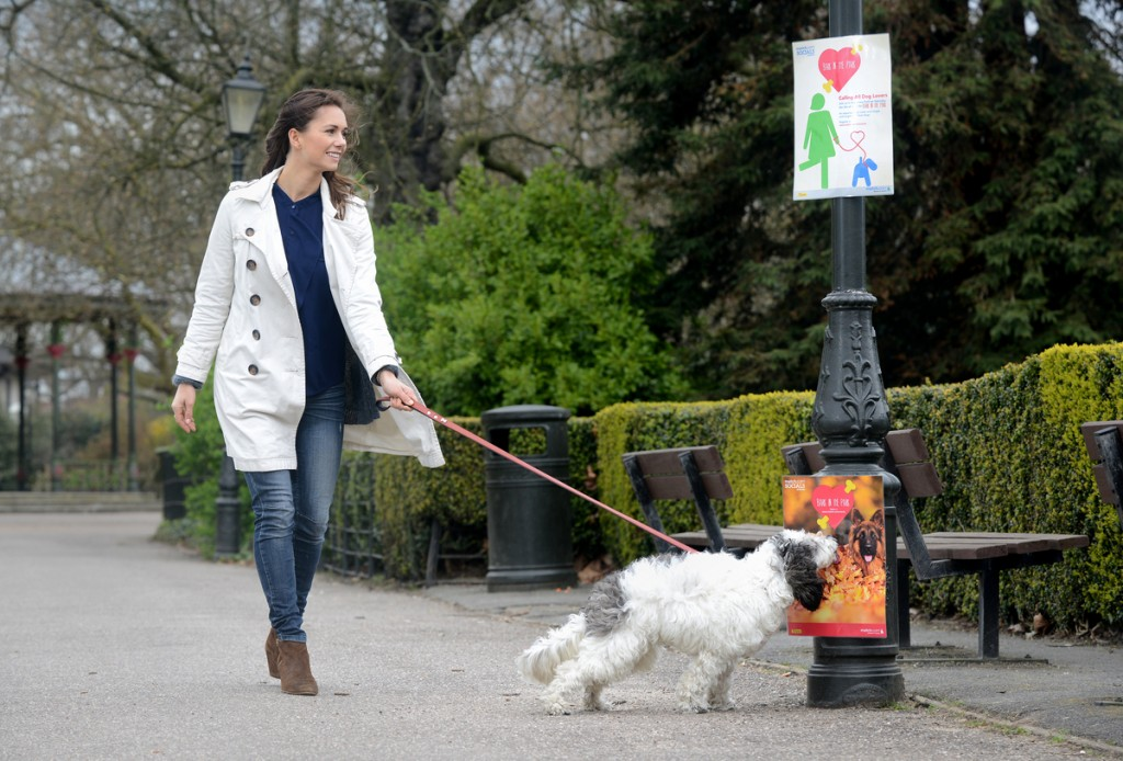 Park posters scented with dog food in Match.com 'barketing' campaign