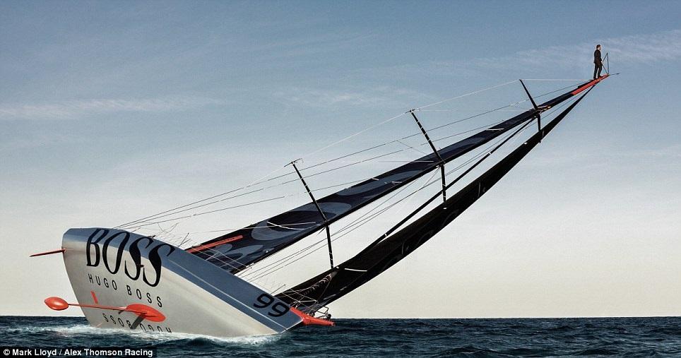 hugo boss yacht 2