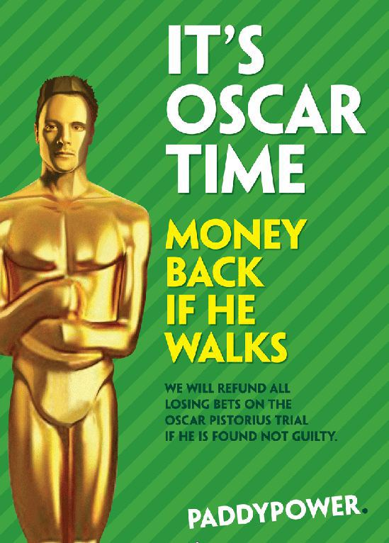 Is Paddy Power's Oscar Pistorius Stunt a Bridge Too Far?