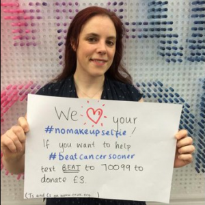 #nomakeupselfie donations total to £1 million in 24 hours