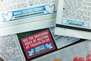 THE SUN INTRODUCES #HASHTAG STORIES