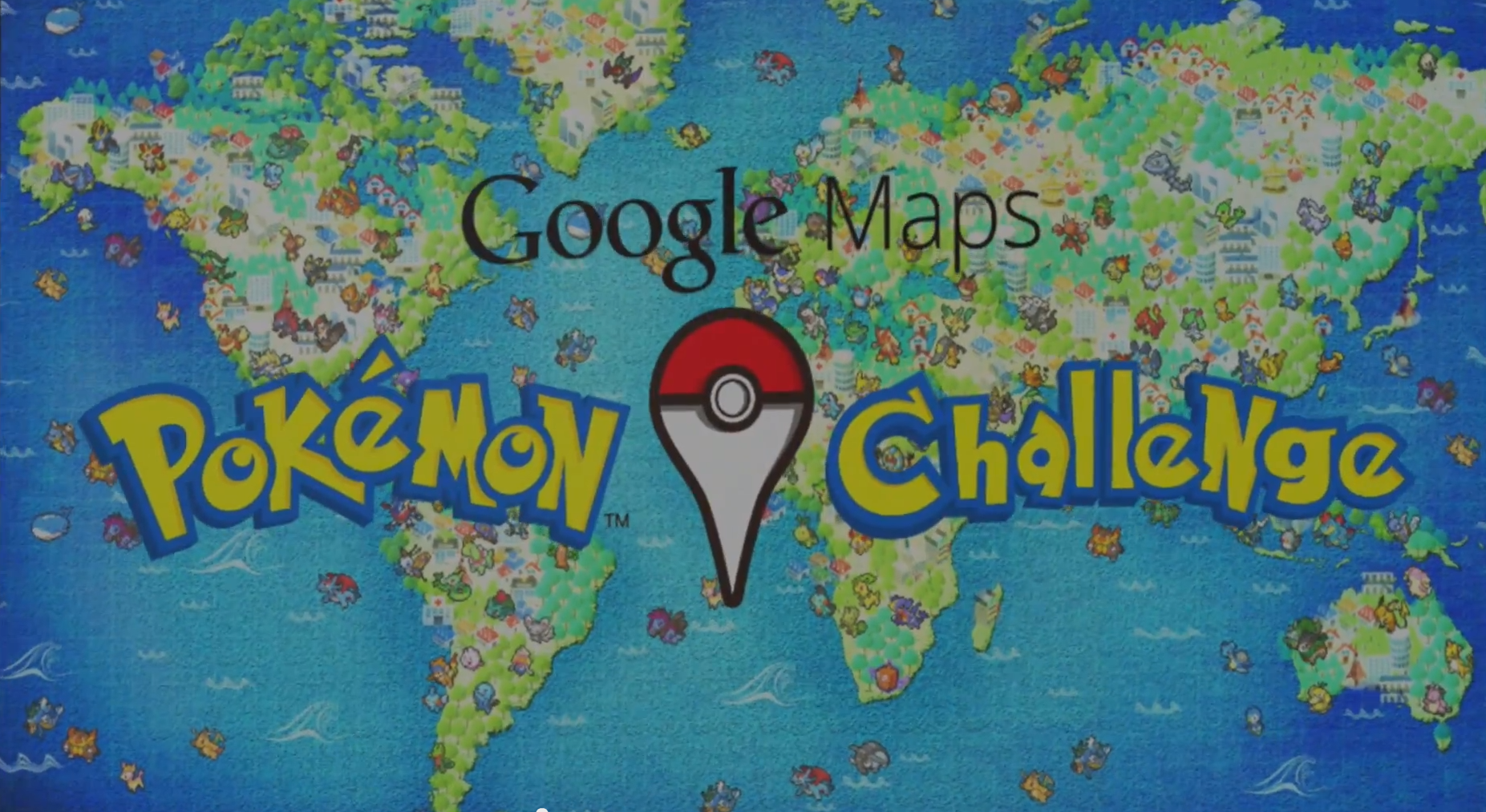 Google Maps prank brings us back to our childhood with Pokémon's invading their mobile App.