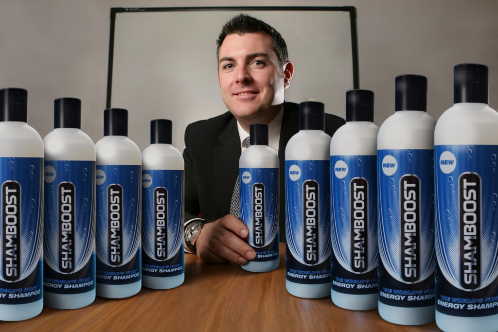 Pictured Simon Gray, Managing Director of Boost in Leeds