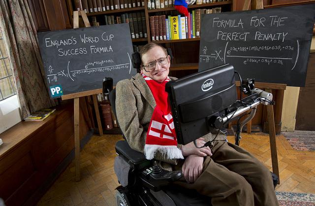 Paddy Power Stephen Hawking