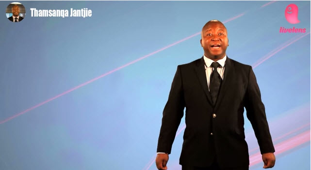 Phony Mandela interpreter lands himself starring role in ad